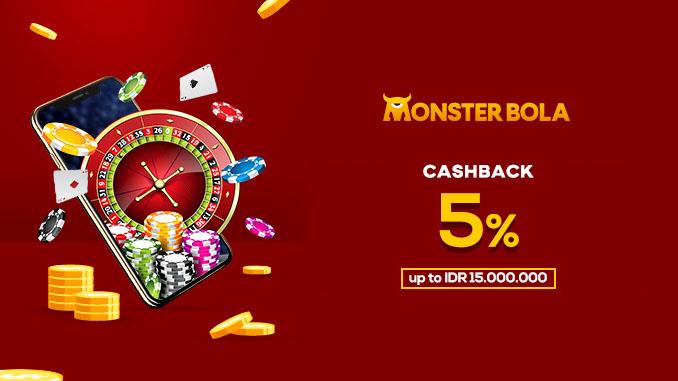 cashback monsterbola