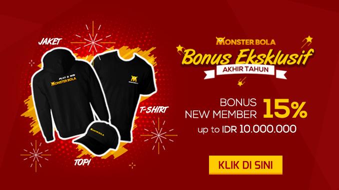 monsterbola welcome bonus
